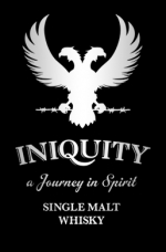 Tin Shed Distilling Co, & INIQUITY